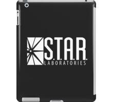 S.T.A.R Laboratories   White [HD] iPad Case/Skin