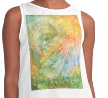Rays of color Contrast Tank