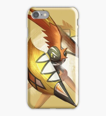 Tapu Koko iPhone Case/Skin