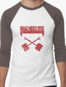 Marceline and the Scream Queens Men's Baseball ¾ T-Shirt