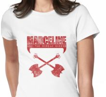 Marceline and the Scream Queens Womens Fitted T-Shirt