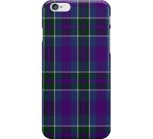 01946 Cathro Tartan  iPhone Case/Skin