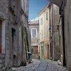 Quiet Little Street by phil decocco