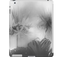 Floral home decoration. Agapanthus 11 iPad Case/Skin