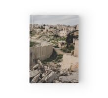 Abu Dis West Bank Hardcover Journal