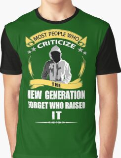 New Generation Graphic T-Shirt
