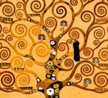 Tree of Life by Gustav Klimt Fine Art Sticker