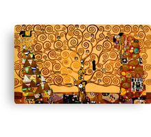 Tree of Life by Gustav Klimt Fine Art Canvas Print
