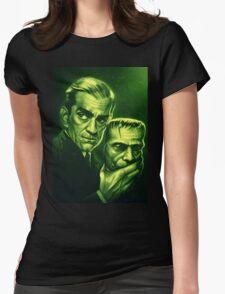 Karloff Womens Fitted T-Shirt