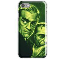 Karloff iPhone Case/Skin