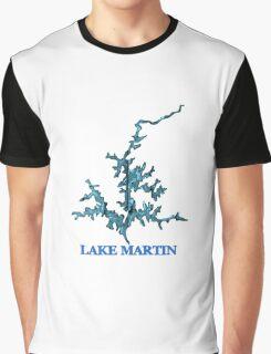 Lake Martin - State Pallets Graphic T-Shirt