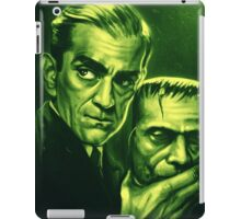 Karloff iPad Case/Skin