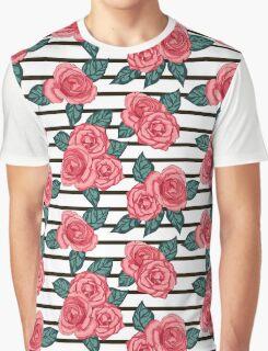 Floral ornament.  Graphic T-Shirt