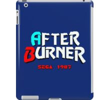 AFTER BURNER SEGA ARCADE iPad Case/Skin