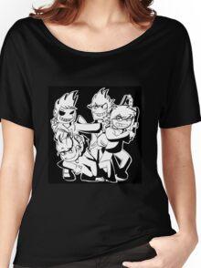 Eddsworld Fun Dead  Women's Relaxed Fit T-Shirt