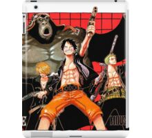 ONE PIECE #06 iPad Case/Skin