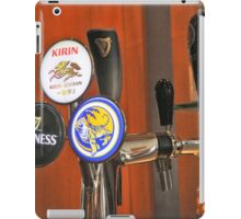 Pull For A Cold One iPad Case/Skin