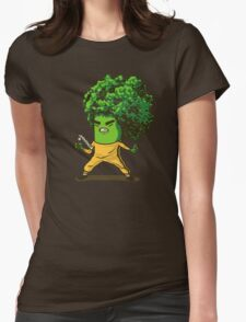 Brocco Lee Vol. 2 Womens Fitted T-Shirt