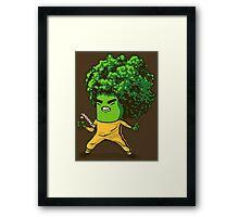 Brocco Lee Vol. 2 Framed Print