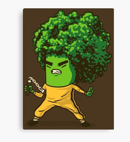 Brocco Lee Vol. 2 Canvas Print