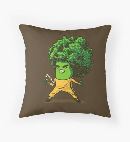 Brocco Lee Vol. 2 Throw Pillow