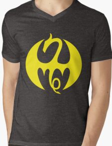 Iron Fist - Shou Lao the Undying Mens V-Neck T-Shirt