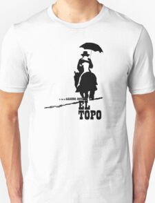 El Topo - metaphysical western by Jodorowsky  (The Mole) Unisex T-Shirt