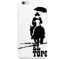 El Topo - metaphysical western by Jodorowsky  (The Mole) iPhone Case/Skin