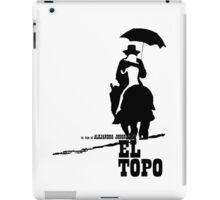 El Topo - metaphysical western by Jodorowsky  (The Mole) iPad Case/Skin