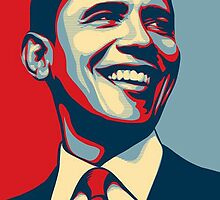 The Victory of Obama - Race for 2nd Presidency  by aurel09
