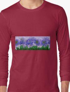 Floral home decoration. Agapanthus 5 Long Sleeve T-Shirt