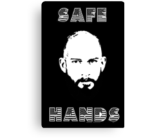 Tim Howard Safe Hands Canvas Print