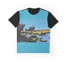 Coastal Formations Graphic T-Shirt