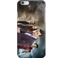 Doctor Who Season 7 iPhone Case/Skin