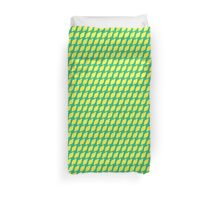 Sour Lemons Summer Pattern Duvet Cover