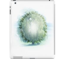 enlightment of the willow iPad Case/Skin