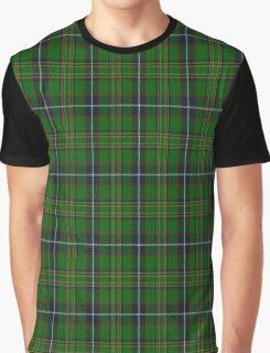 01937 Casey of West Virginia Tartan  Graphic T-Shirt