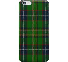 01937 Casey of West Virginia Tartan  iPhone Case/Skin
