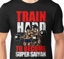 TRAIN HARD GYM Unisex T-Shirt