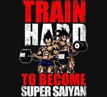 TRAIN HARD GYM Unisex T-Shirt