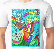 Boudicca rules Unisex T-Shirt