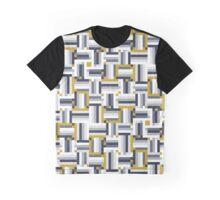 Digital grey Graphic T-Shirt