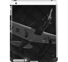Airplane shadow play Photo 2 iPad Case/Skin