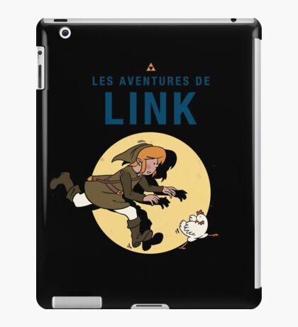Les Aventures de Link iPad Case/Skin