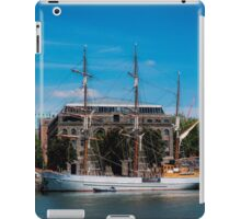 Tall Ship Kaskelot iPad Case/Skin