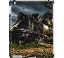 Industrial revolution iPad Case/Skin