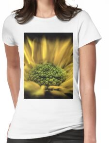 Natures Fire Womens Fitted T-Shirt