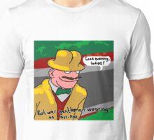 Post war ass-hat. Unisex T-Shirt