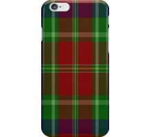 01925 Carr Tartan  iPhone Case/Skin