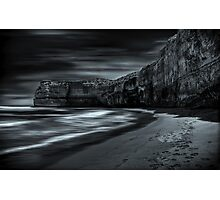 Echoes of night. Photographic Print